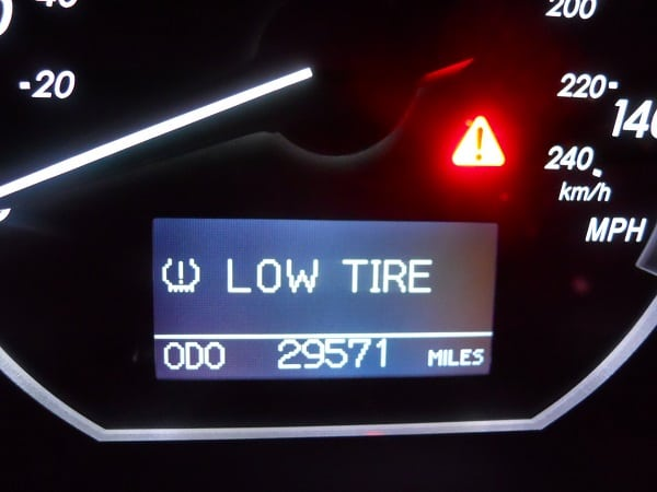 tire pressure monitoring system. If the TPMS warning light ... & TPMS Light On? Yup the Cold Weather is Here! - CarNewsCafe azcodes.com