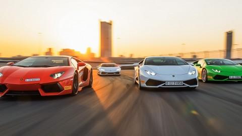 Automobili Lamborghini Announces 2015 Esperienza and Accademia Programs