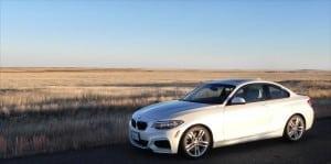 2014 BMW 228i – sporty, affordable, all BMW