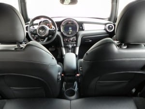 2014 BMW MINI Cooper S - interior 4 - AOA1200px