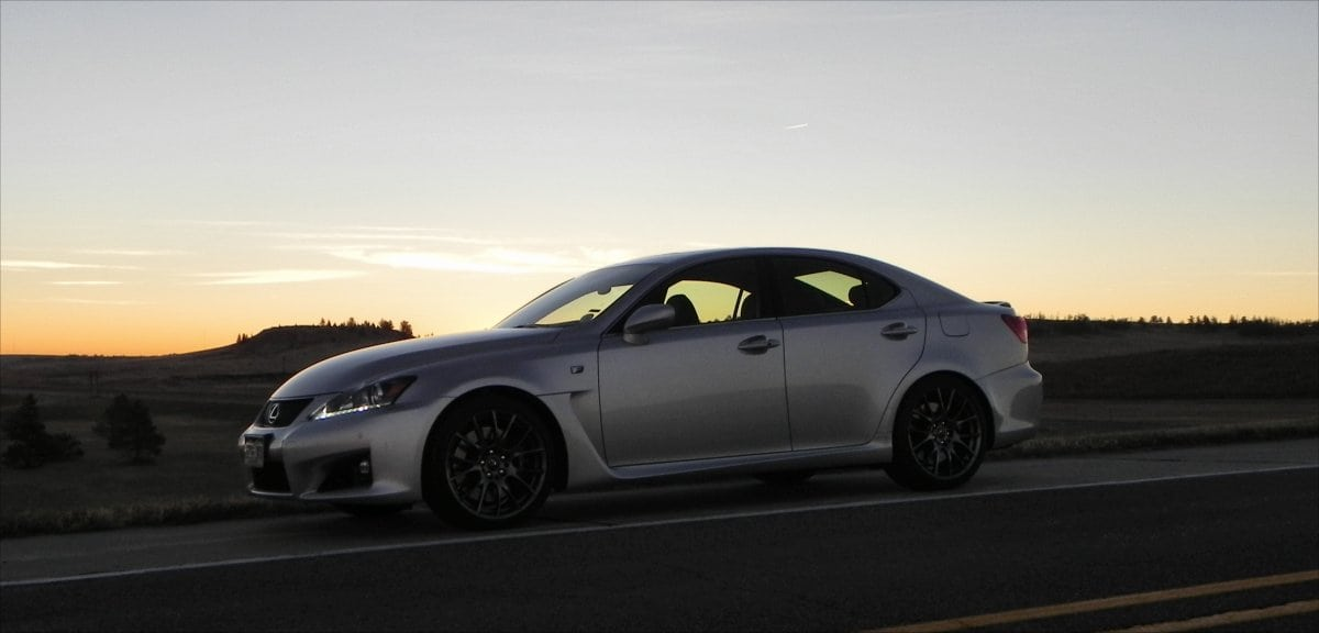 2014 Lexus IS-F – Luxury in the Fast Lane