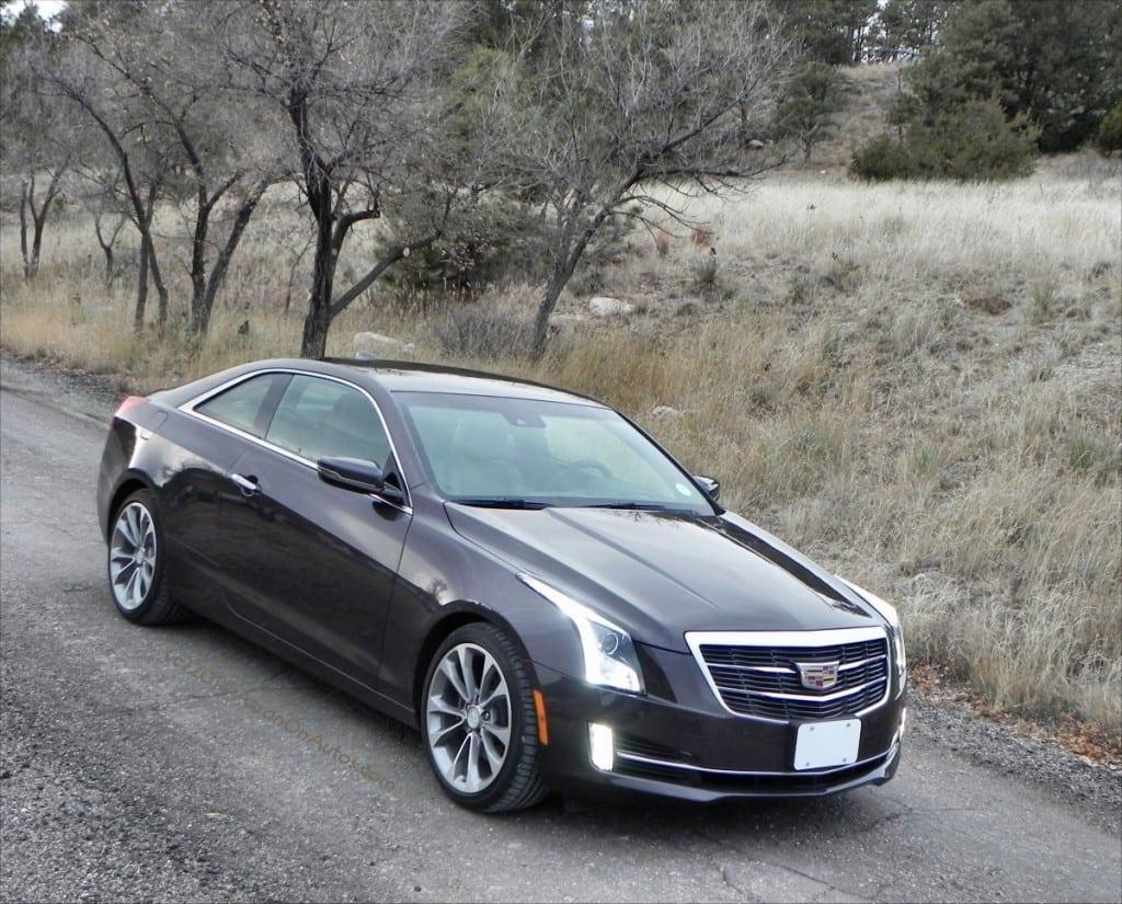 2015 Cadillac ATS - 5 - AOA1200px
