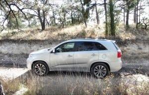 Chameleon Crossover: Kia Sorento is versatile, offering power, passenger options as viable family vehicle