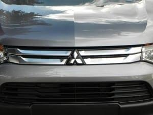 2015 Mitsubishi Outlander - grille - AOA1200px