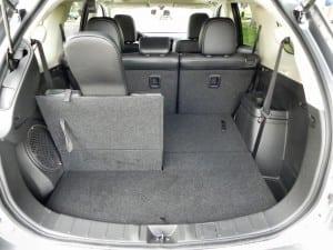 2015 Mitsubishi Outlander - interior 8 - AOA1200px