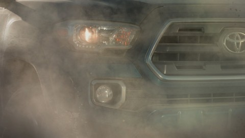 Toyota Teases New Tacoma Ahead of NAIAS Debut
