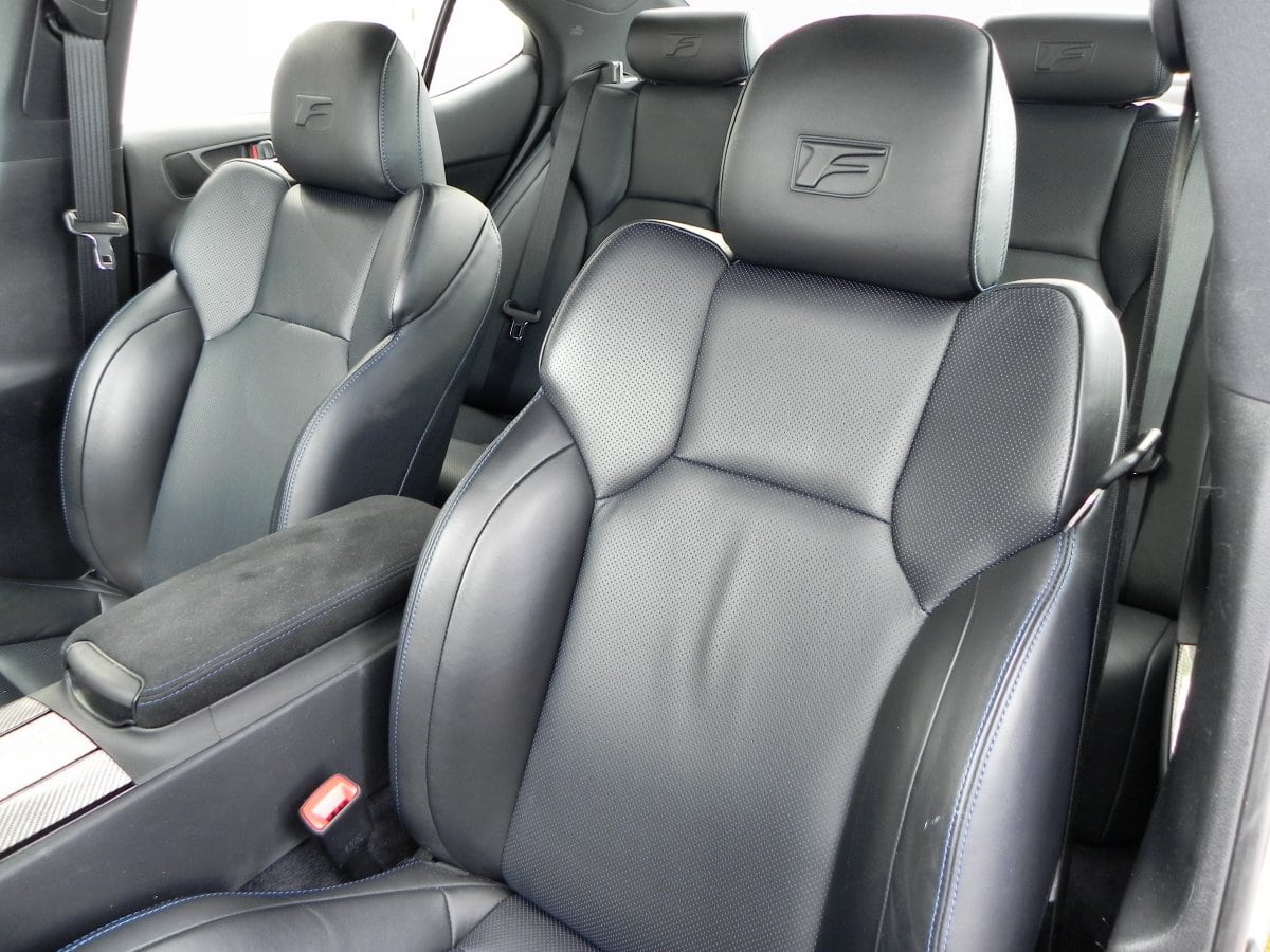 2014 Lexus ISF  Luxury in the Fast Lane  CarNewsCafecom