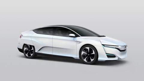 Honda Fuel Cell Concept to Make North American Debut at NAIAS