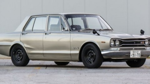 1970 Skyline GT-R Expected To Pull Six Figures At Auction
