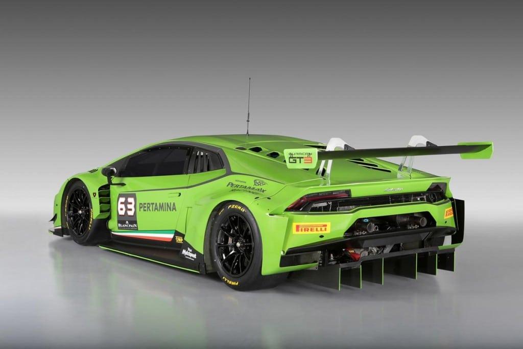 04_Lamborghini Huracan GT3_Rear