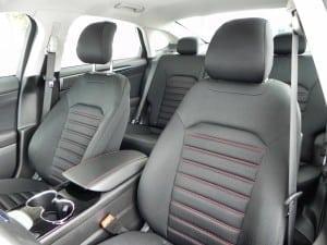 2014 Ford Fusion - interior 3 - AOA1200px