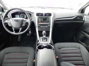 2014 Ford Fusion - interior 5 - AOA1200px