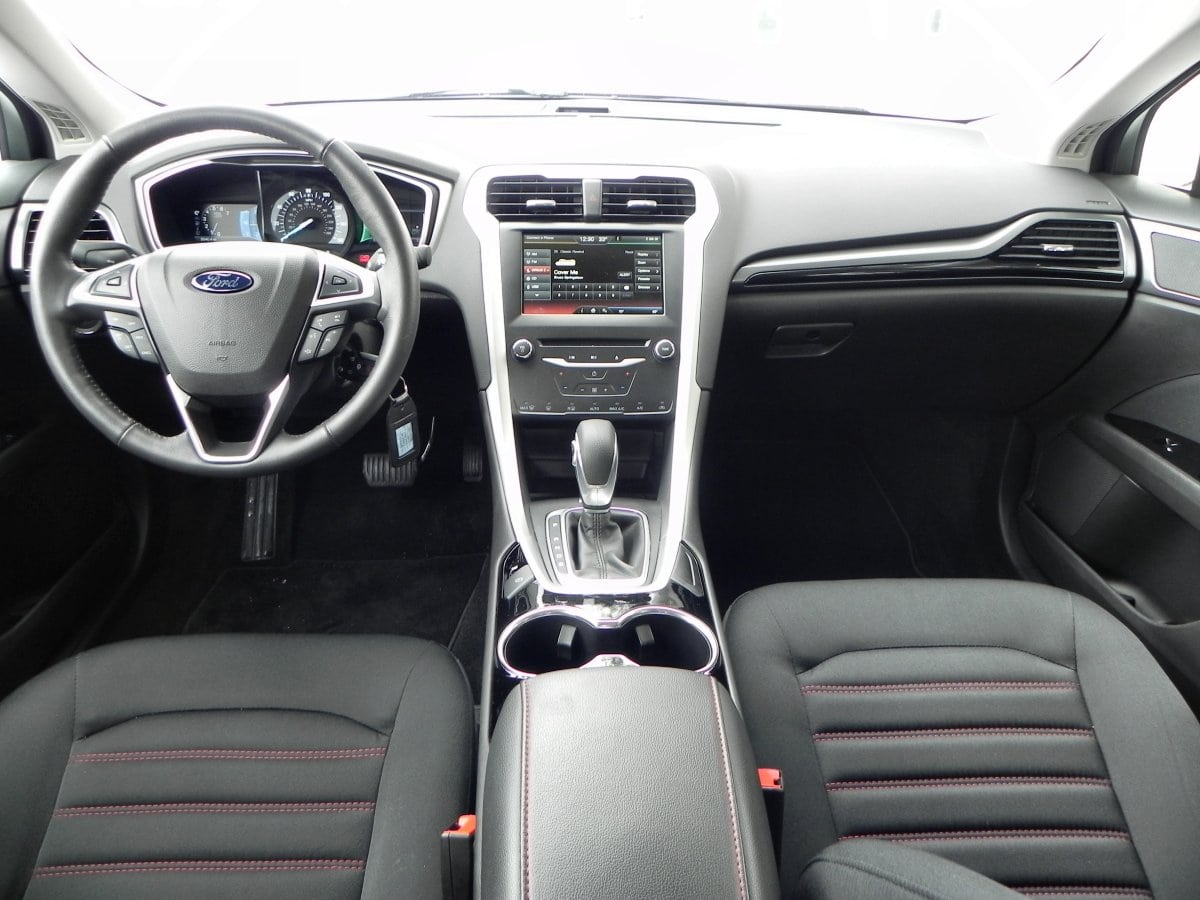 2016 Ford Fusion Se Interior 2017 2018 2019 Ford Price