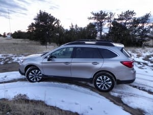 2015 Subaru Outback – the biggest Suby is more grown up