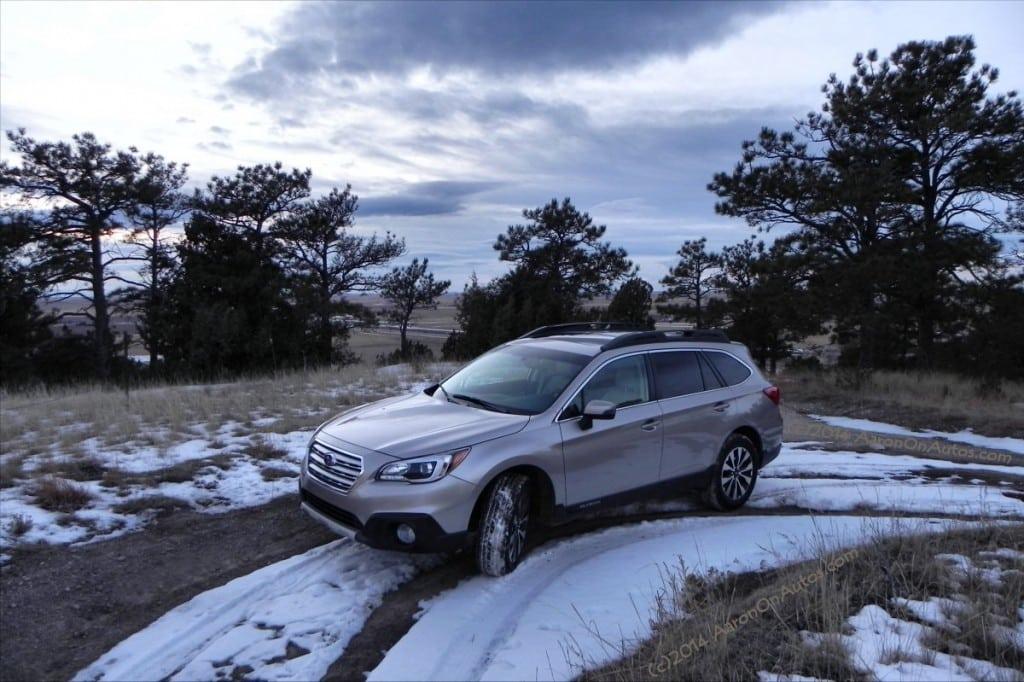 2015 Subaru Outback - snow 9 - AOA1200px