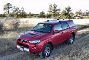 2015 Toyota 4Runner Trail is still ready to go.. wherever