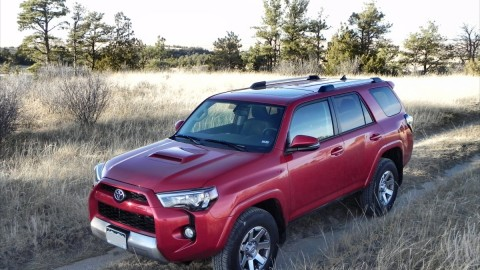 2015 Toyota 4Runner Trail is still ready to go.. wherever