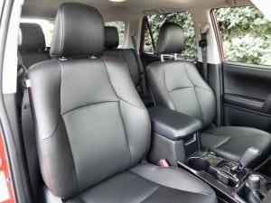 2015 Toyota 4Runner Trail - interior 1 - AOA1200px