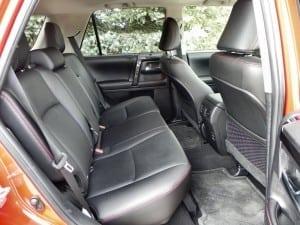 2015 Toyota 4Runner Trail - interior 4 - AOA1200px