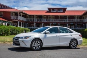 Camry is still king: 2015 Toyota Camry raises the bar with significant improvements, added refinement