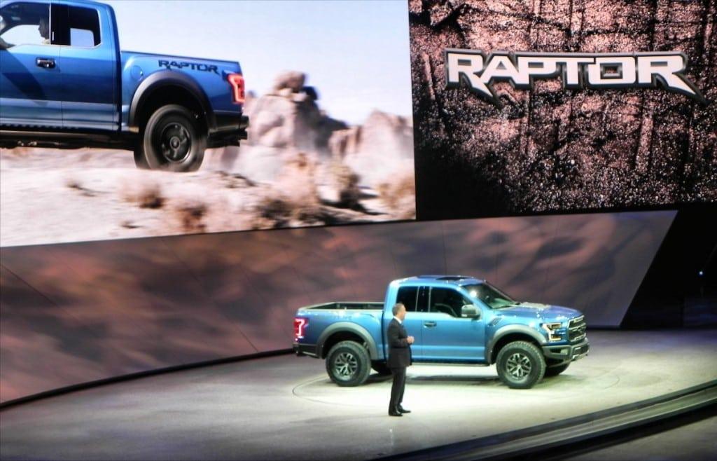 2016 Ford Raptor - unveil1 - 1200px