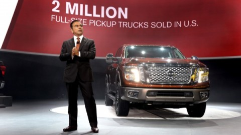 [VIDEO] Nissan Titan World Debut – Detroit Auto Show