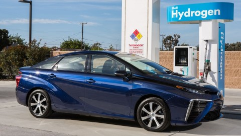 Batteries vs. Hydrogen: The New Platform War