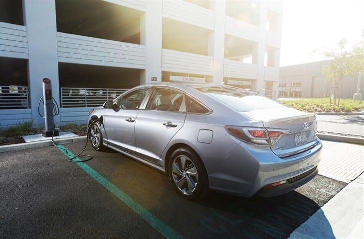 2016 Hyundai Sonata Plug-in Hybrid