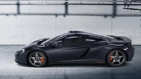 McLaren Special Ops Details McLaren 650S Le Mans