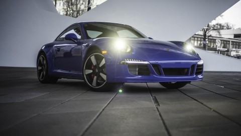 Porsche GTS Club Coupe Revealed