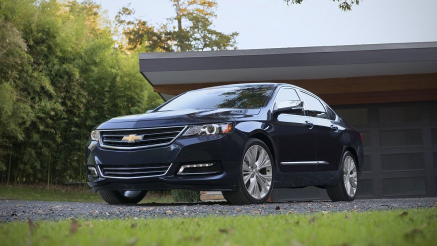 The All New Chevrolet Impala Review