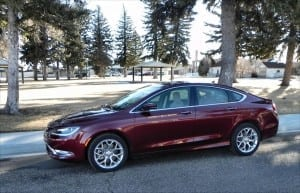 2015 Chrysler 200 is the New Benchmark in Midsize Sedans