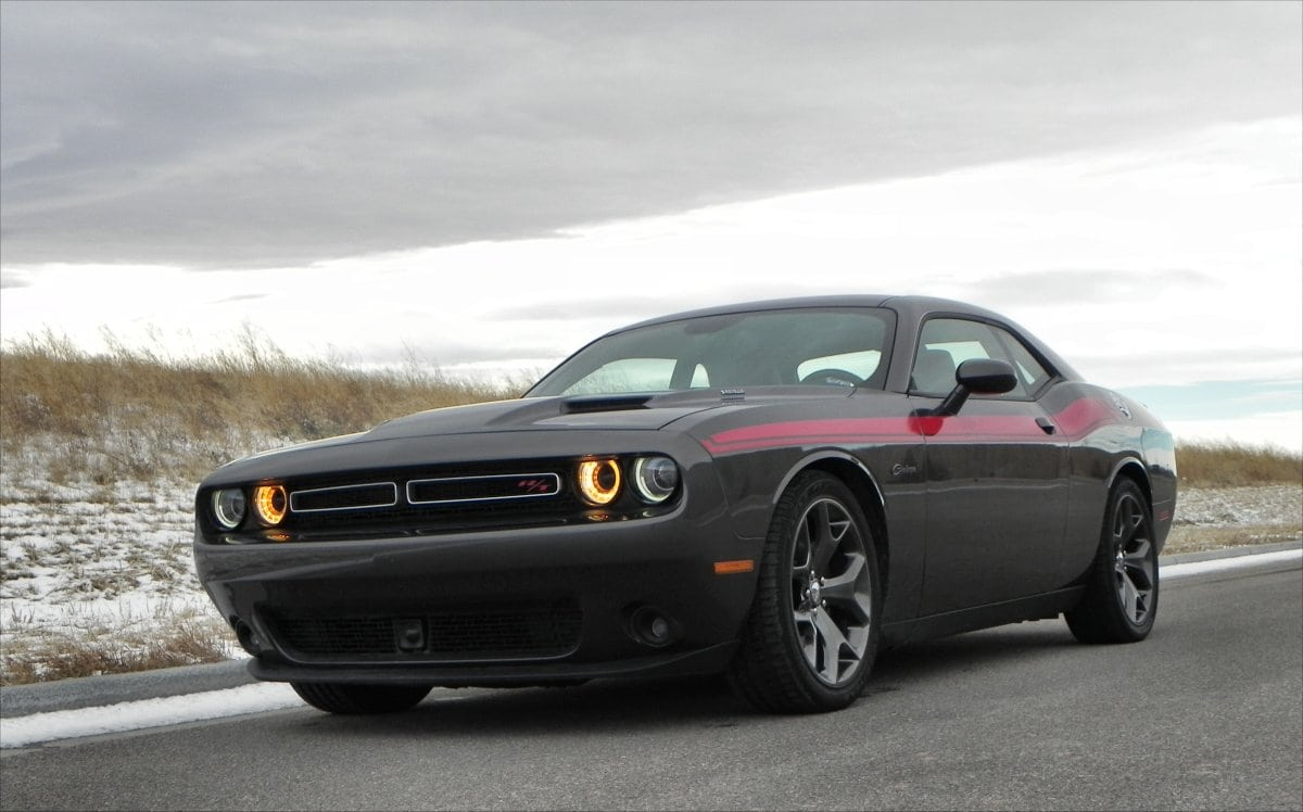 2015 dodge challenger r t is cruising muscle. Cars Review. Best American Auto & Cars Review