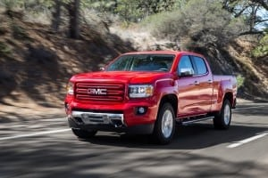 Small truck, big deal: GMC Canyon returns to mid-size truck segment in a big way