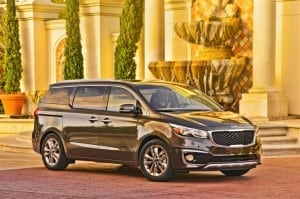 A new take on the minivan: Kia Sedona remade for mass appeal