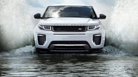 2016 Range Rover Evoque Debuting at Geneva