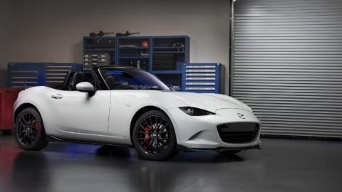 Mazda Unveils 2016 MX-5 Miata Accessories Concept at Chicago