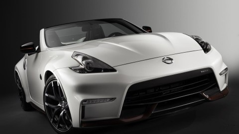 Nissan 370Z NISMO Roadster Concept Debuts at Chicago