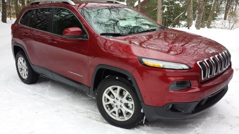 The 2015 Jeep Cherokee Latitude True North Edition is a Jeep just for us