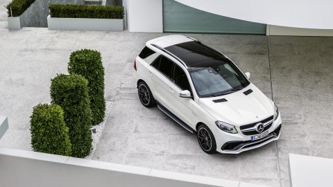Mercedes-Benz GLE and Mercedes-AMG GLE63 Debut