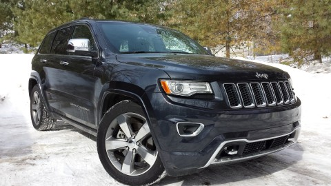 2015 Jeep Grand Cherokee Overland Diesel – equal parts pomp and circumstance