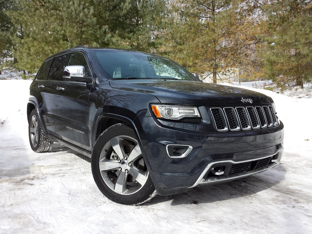 2015 Jeep Grand Cherokee – equal parts pomp and circumstance