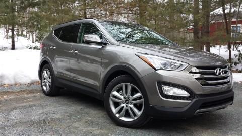 2015 Hyundai Santa Fe Sport checks every box but one