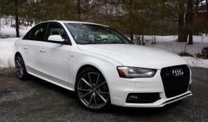 2015 Audi S4 3.0T Quattro – It's supercharged, old sport