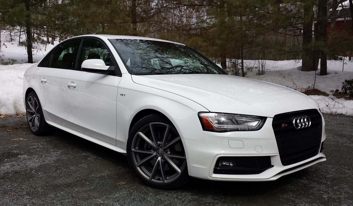 2015 audi s4 3 0t quattro it 39 s supercharged old sport carnewscafe. Black Bedroom Furniture Sets. Home Design Ideas