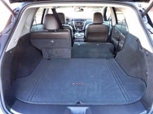 2015 Nissan Murano - interior 5 - AOA1200px