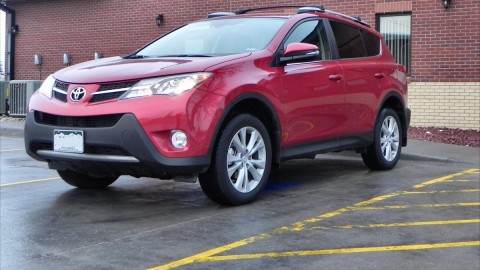 2015 Toyota RAV4 is the Sensible Compact Crossover
