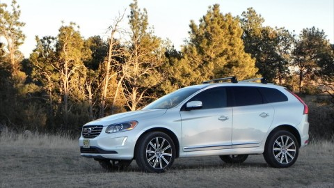 2015 Volvo XC60 is Well-rounded, Fun Driving