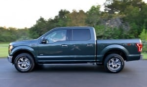 Weighing in on the F-150: Ford F-150 drops weight, gains in key areas