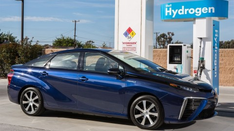 Hope for Hydrogen: Production & Storage